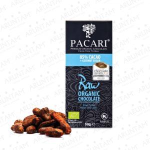 Tavoletta Pacari Raw 85% di Cacao