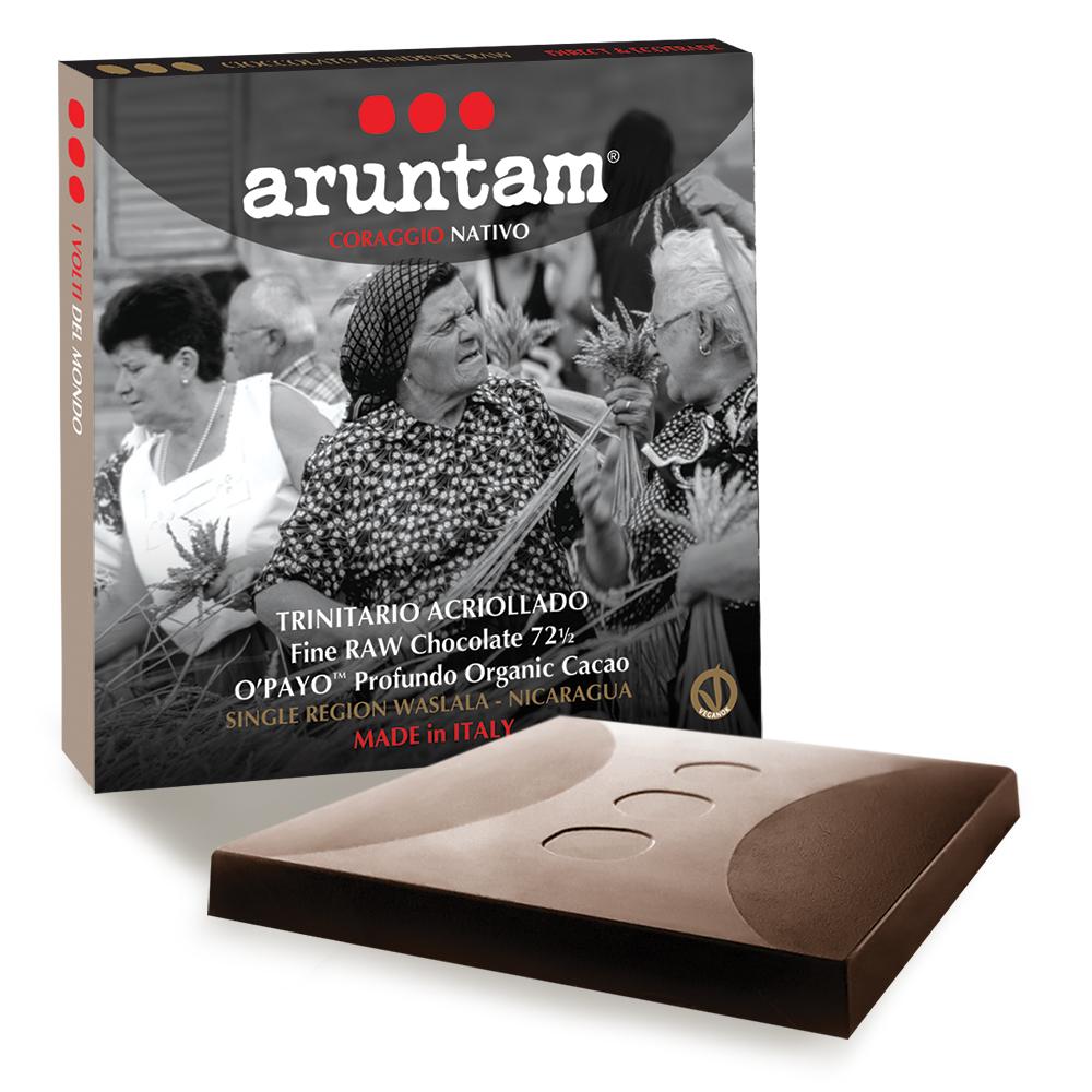 Aruntam Chocolate O'Payo™ Profundo 72½ Nicaragua